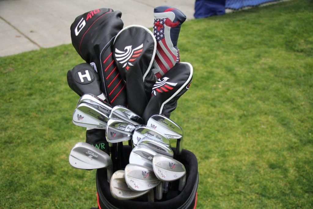 patrick reed WITB 2021