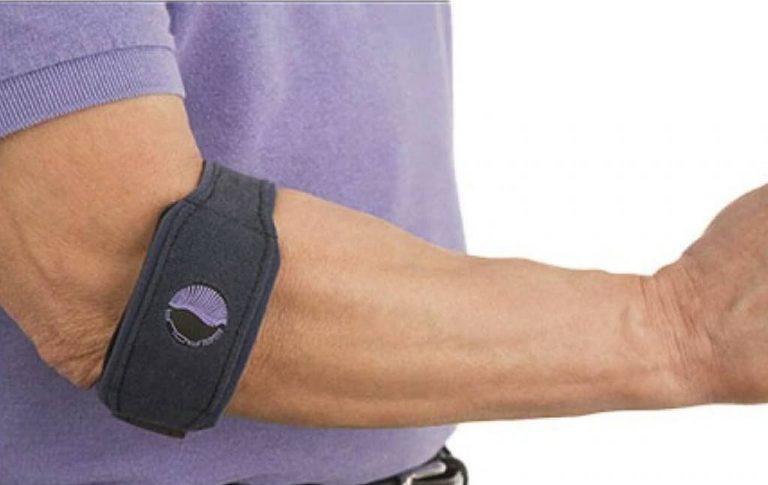 golfers elbow brace